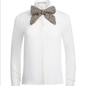 ISO - Alice and Olivia Blouse
